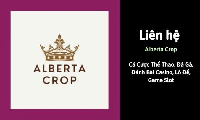 Liên hệ Alberta Crop