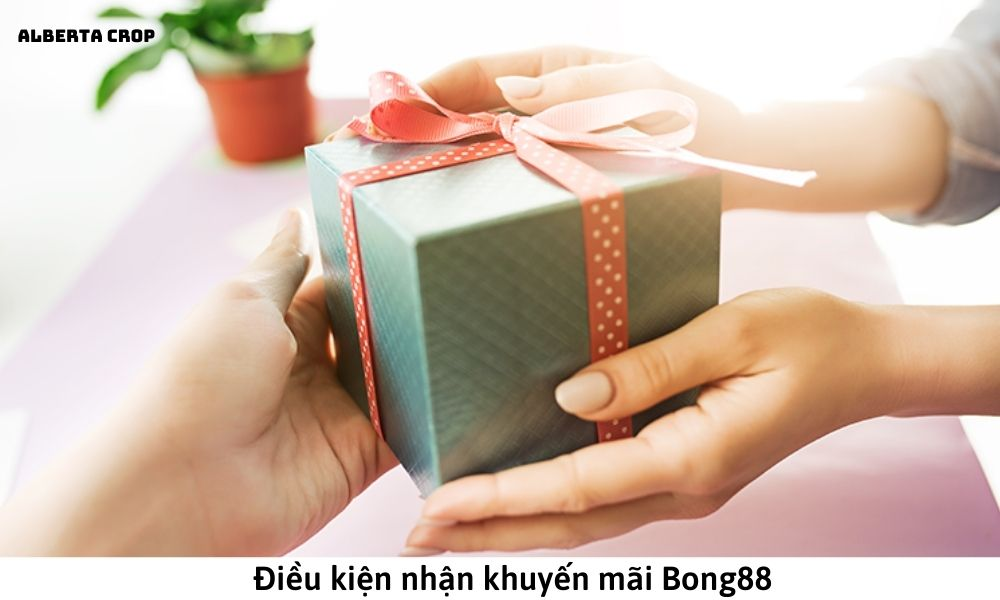 Điều kiện nhận khuyến mãi Bong88