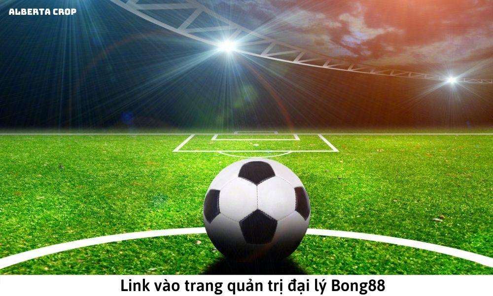 Link vào trang quản trị đại lý Bong88